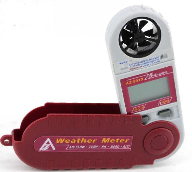 Anemometer AZ8910
